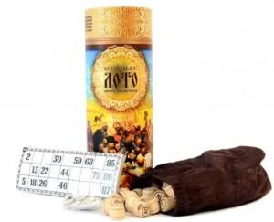 Настольная игра  Danko toys 'Козацкое лото в тубусе' (6080DT)
