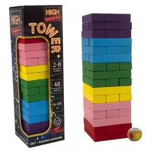 фото Розважальна гра Strateg 'High Tower', 48 елементів (30715) #2