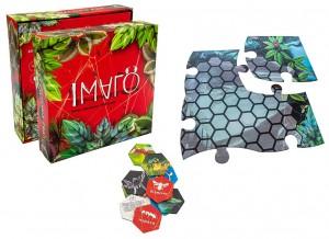 фото Настільна гра Strateg 'Імаго' (30308) #3