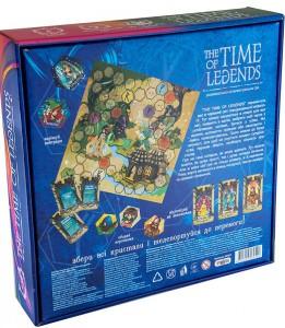 фото Настільна гра Strateg 'The time of legends' (30267) #3