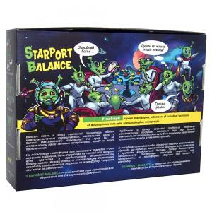 фото Настільна гра-головоломка Strateg 'Starport Balance (30409) #3