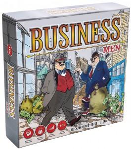 Настільна гра Strateg 'Bussinessmen' (30516)