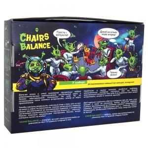 фото Настільна гра Strateg 'Chairs Balance (30408) #3