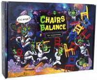 Настільна гра Strateg 'Chairs Balance (30408)