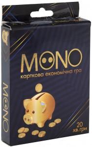 Настільна гра Strateg 'Mono' (30569)