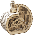 Механический конструктор из дерева Mr.Playwood 'Улитка-копилка' (10001)