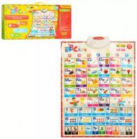 Говорящий плакат Limo Toy 'Английский язык '(7031 ENG)