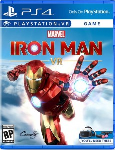 игра Marvel's Iron Man VR PS4 - Русская версия