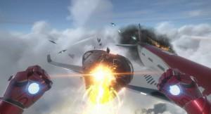 скриншот Marvel's Iron Man VR PS4 - Русская версия #3
