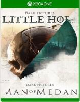 игра The Dark Pictures: Man of Medan & Little Hope  Xbox One - русская версия