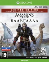 игра Assassin's Creed: Вальгалла. Limited Edition  Xbox One - Русская версия