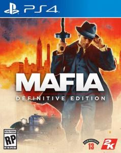 игра Mafia: Definitive Edition PS4 - Русская версия