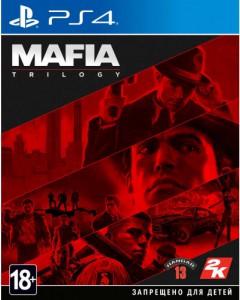 игра Mafia: Trilogy PS4 - Русская версия