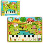 Музыкальный планшет Limo Toy  'Ферма' (M 3811)