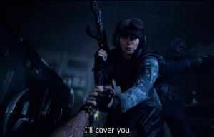 скриншот Tom Clancy's Rainbow Six: Quarantine PS4 #5