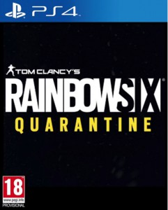 игра Tom Clancy's Rainbow Six: Quarantine PS4