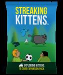 Дополнение к настольной игре Exploding Kittens 'Streaking Kittens' (4712)