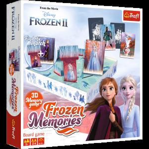 Настольная игра Trefl 'Frozen 2. Frozen Memories (4384)