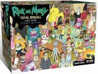 Настольная игра Cryptozoic Entertainment 'Rick and Morty: Total Rickall Card Game'