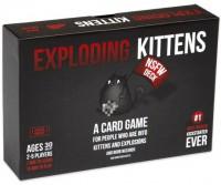 Настольная игра 'Exploding Kittens - NSFW Deck'