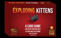 Настольная игра 'Exploding Kittens'