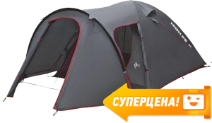 Палатка High Peak Kira 3 (Grey) (926288)