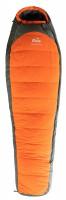 Спальный мешок Tramp Oimyakon Compact кокон правый оранж/серый 200/80-50 (TRS-048С-R)