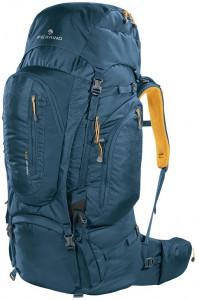 Рюкзак туристический Ferrino Transalp 80 Blue/Yellow (928056)