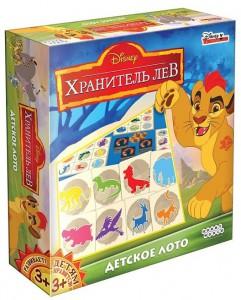Настольная игра Hobby World 'Хранитель Лев: Детское лото' (181912)