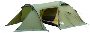 Палатка Tramp Cave 3 (V2) Зеленая (TRT-021-green)