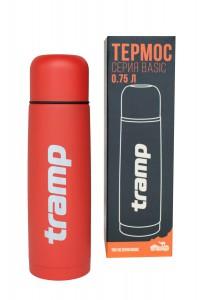 Термос Tramp Basic 0,75л красный (TRC-112-red)