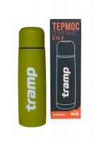 Термос Tramp Basic 0,75л олива (TRC-112-olive)