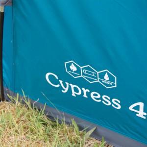фото Палатка Highlander Cypress 4 Teal (927930) #3