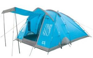 Палатка Highlander Elm 4 Teal (927945)