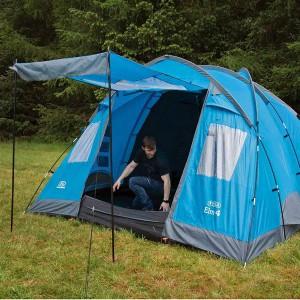 фото Палатка Highlander Elm 4 Teal (927945) #4