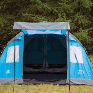 фото Палатка Highlander Elm 4 Teal (927945) #3