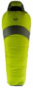 Спальный мешок Tramp Hiker Compact правый, оливковый/серый, 185/80-55 (TRS-051С-R)