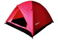 Палатка KingCamp Family 3(KT3073) (red) (KT3073RE)