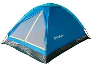 Палатка KingCamp Monodome 2(KT3016) (blue) (KT3016BL)