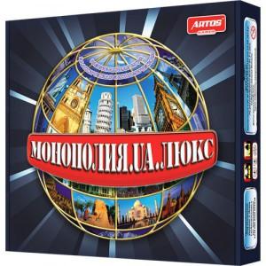 Настольная игра Artos games 'Монополия-Люкс' (20260)