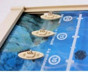 фото Настольная игра Colorplast 'Морской бой' (1234) #4