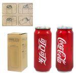 Подарок Термос-термокружка 'Coca-Cola' (красный) (H-195)