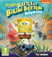 Игра Ключ для SpongeBob SquarePants: Battle for Bikini Bottom - Rehydrated - UA