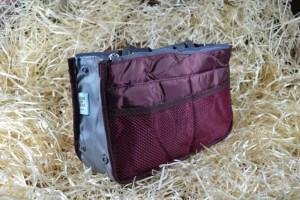 фото Большой органайзер для вещей Bag in Bag maxi, бордовый (100577) #5