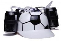 Подарок Шлем для напитков 'Футбол' (101560)