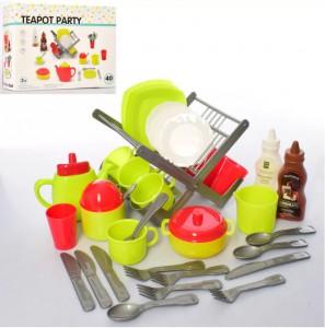 Набор детской посуды Metr+(XG1-3)