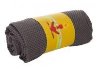 Полотенце для йоги Metr + MS 2857-1(Grey)