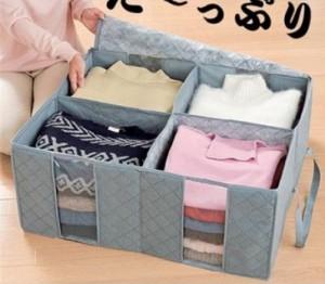 фото Органайзер для одежды бамбук (103415) #8