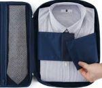 Подарок Органайзер для рубашек и блузок синий (108587)