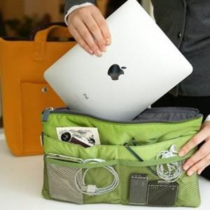 фото Органайзер для вещей Bag in Bag maxi, зеленый (108534) #2